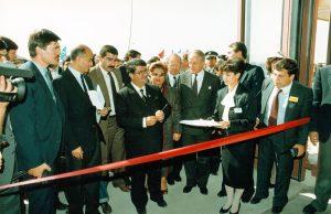 YIL 1986 FABRİKA AÇILIŞI: Fabrika, Rahmetli Turgut Özal Tarafından Açılmıştı