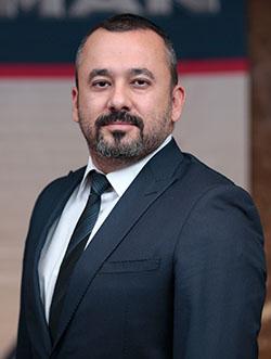 MAN Kamyon ve Otobüs Ticaret A.Ş. Kamyon Satış Direktörü Serkan Sara